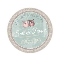 Salt & Pepper - Logo